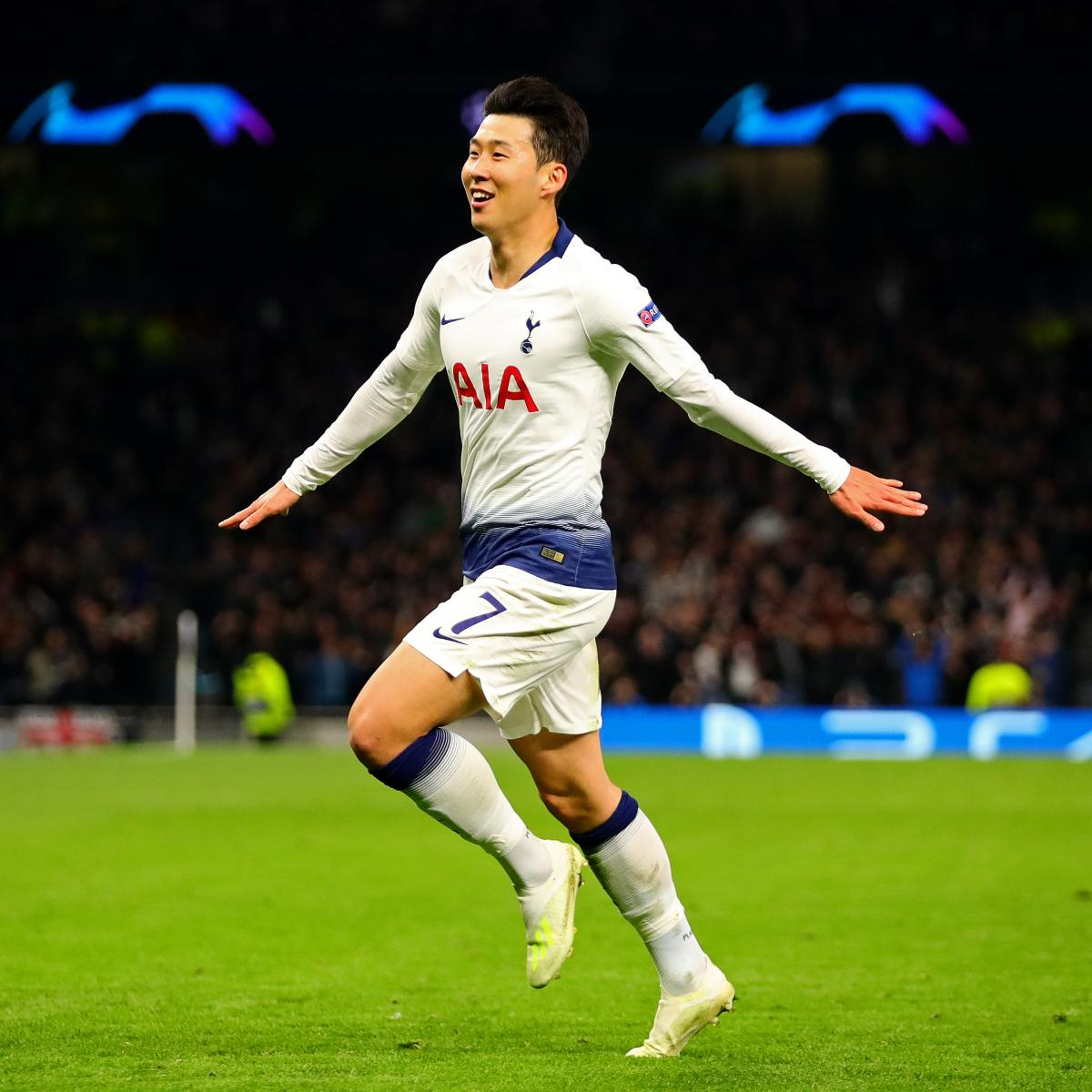 Tottenham Vs Ajax Odds Live Stream And Tv Info For Ucl: Manchester City Vs. Tottenham: Odds, Live Stream, TV Info