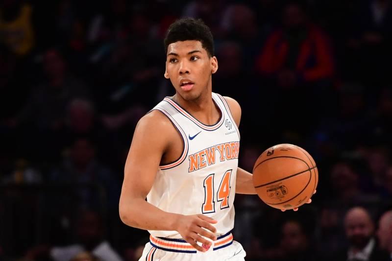 0f69ecc27 Knicks Rumors  Anonymous Source Calls PG Allonzo Trier s Play ...