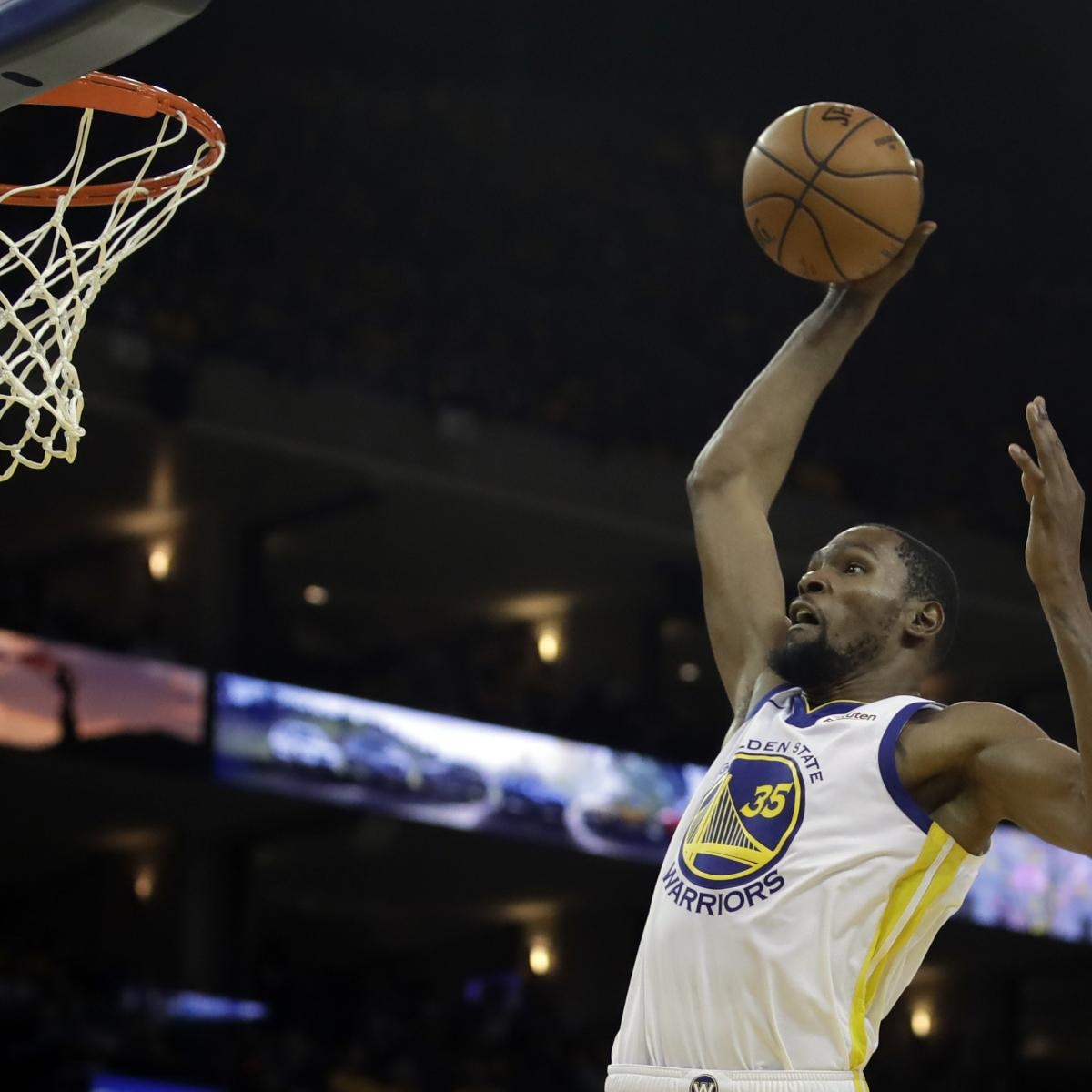 468834580d47 Warriors News  Kevin Durant Apologizes for Ejection During Game 1 vs.  Clippers
