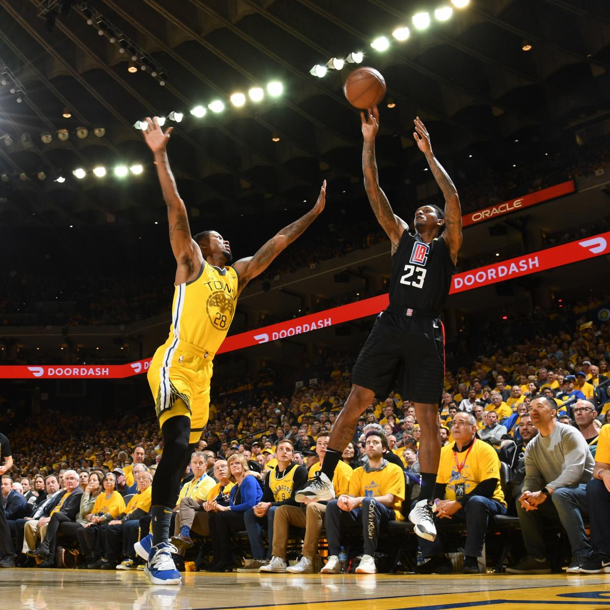 The Los Angeles Clippers pulled off what may be the greatest comeback in NBA history given the talent on the other side and evened their first-round series with the Golden State Warriors at one game apiece...