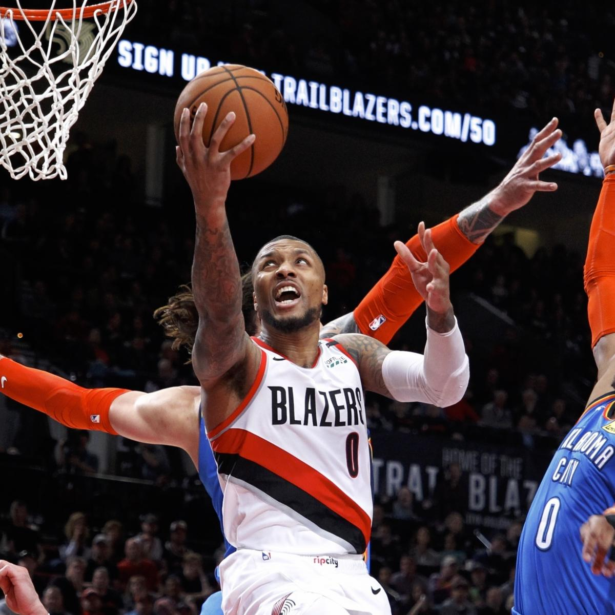 Latest News Updates: NBA Playoff Schedule 2019: Updated Bracket Guide And