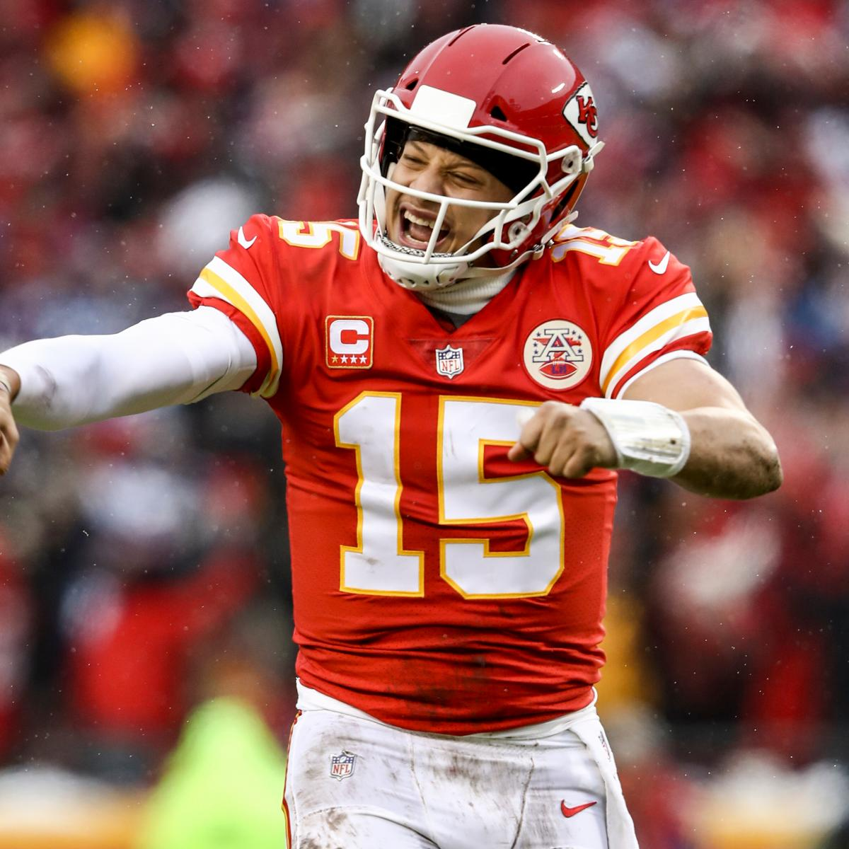 6265057dd0f Mike Freeman's 10-Point Stance: Mahomes Next 'Money' QB at $45 Million a  Year? | Bleacher Report | Latest News, Videos and Highlights
