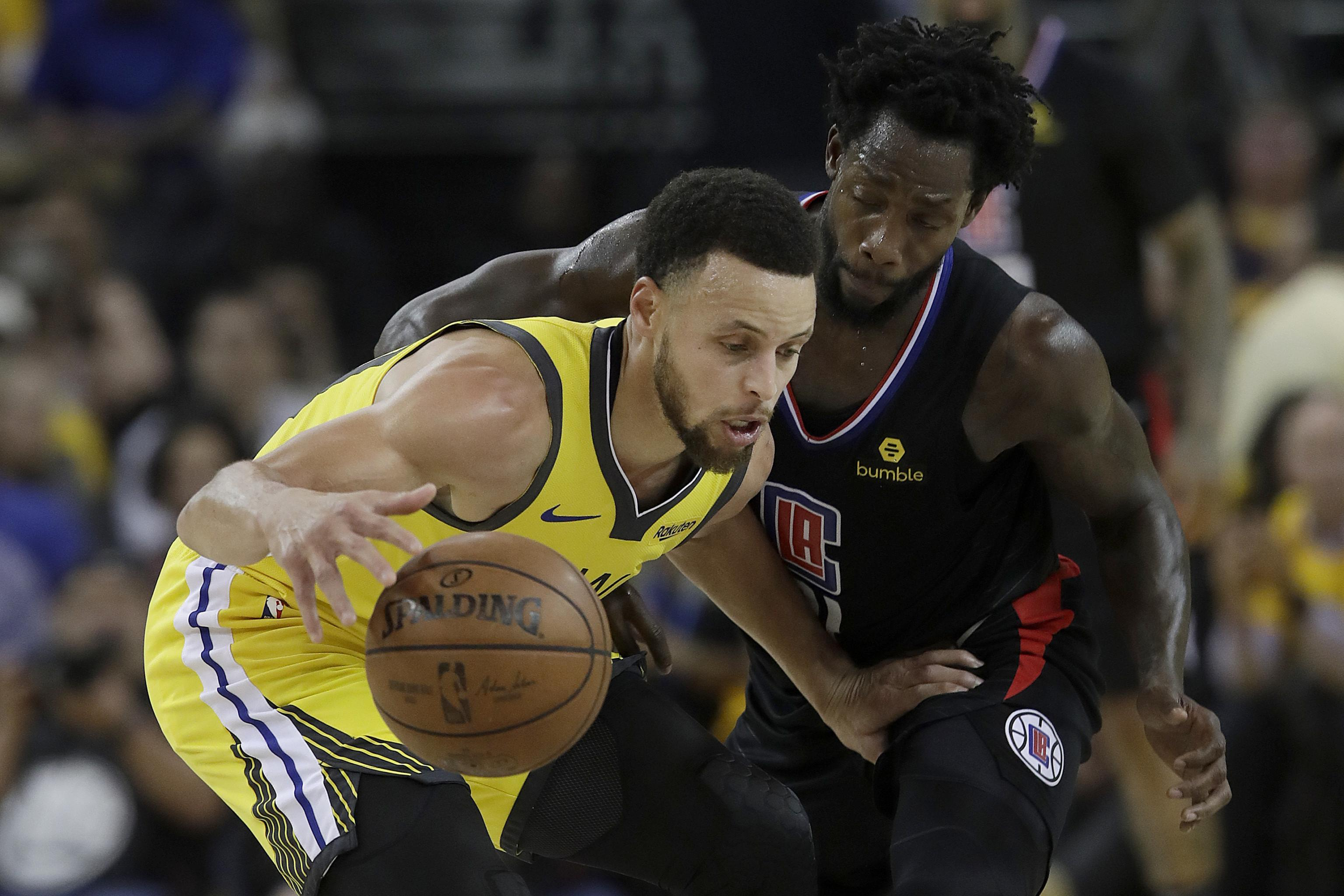 3209a0f99b1 Warriors  2019 NBA Title Odds Drop After Upset Loss to Clippers  Bucks Rise