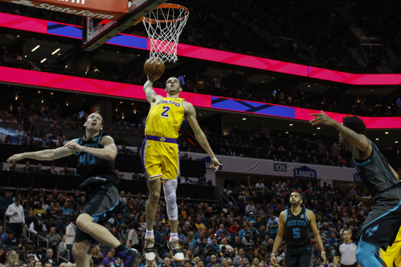 Lakers News: Lonzo Ball Says He Would Decline NBA Slam Dunk Contest Invite