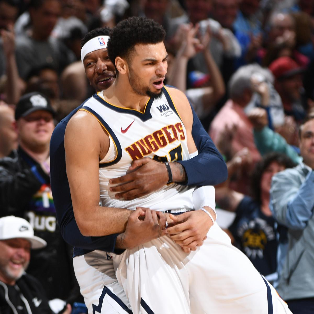 Nuggets Quarter Season Tickets: 22-Year-Old Jamal Murray's Absurd Game 2 Is Sign Of Future