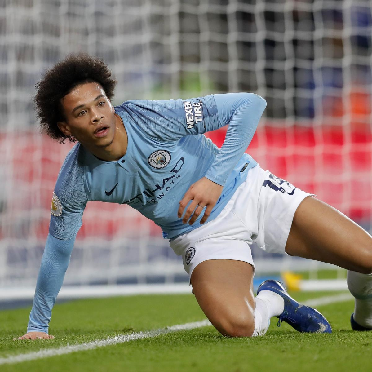 Leroy Sane Concern over Role Leaves Long-Term Manchester City Future in Doubt