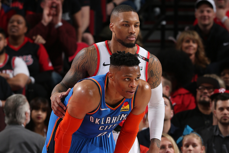 The Lillard-Westbrook Bad Blood Is Real, with Higher Stakes Than Ever
