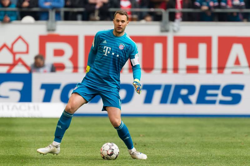 buy popular 2026b 36537 Manuel Neuer Hopes to Play for Bayern Munich Again This ...