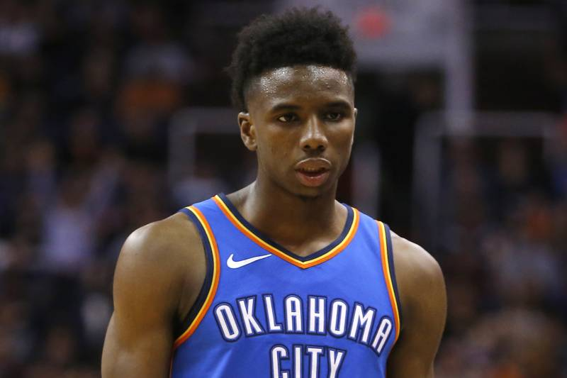 half off c0036 40faa Hamidou Diallo Expected to Miss Around 4 Weeks After Surgery ...
