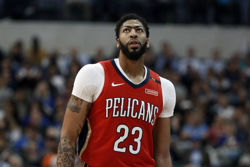 David Griffin Believes Anthony Davis Could Stay With