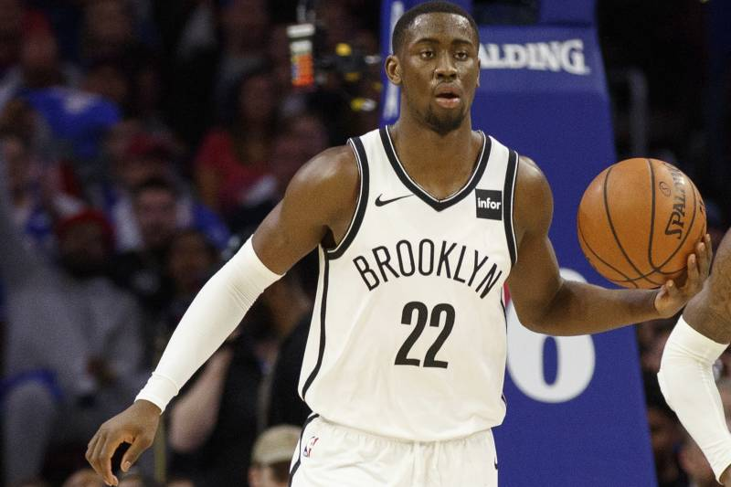 reputable site 5cb54 8b4bb Caris LeVert: Joel Embiid, Ben Simmons' Laughing Apology Was ...