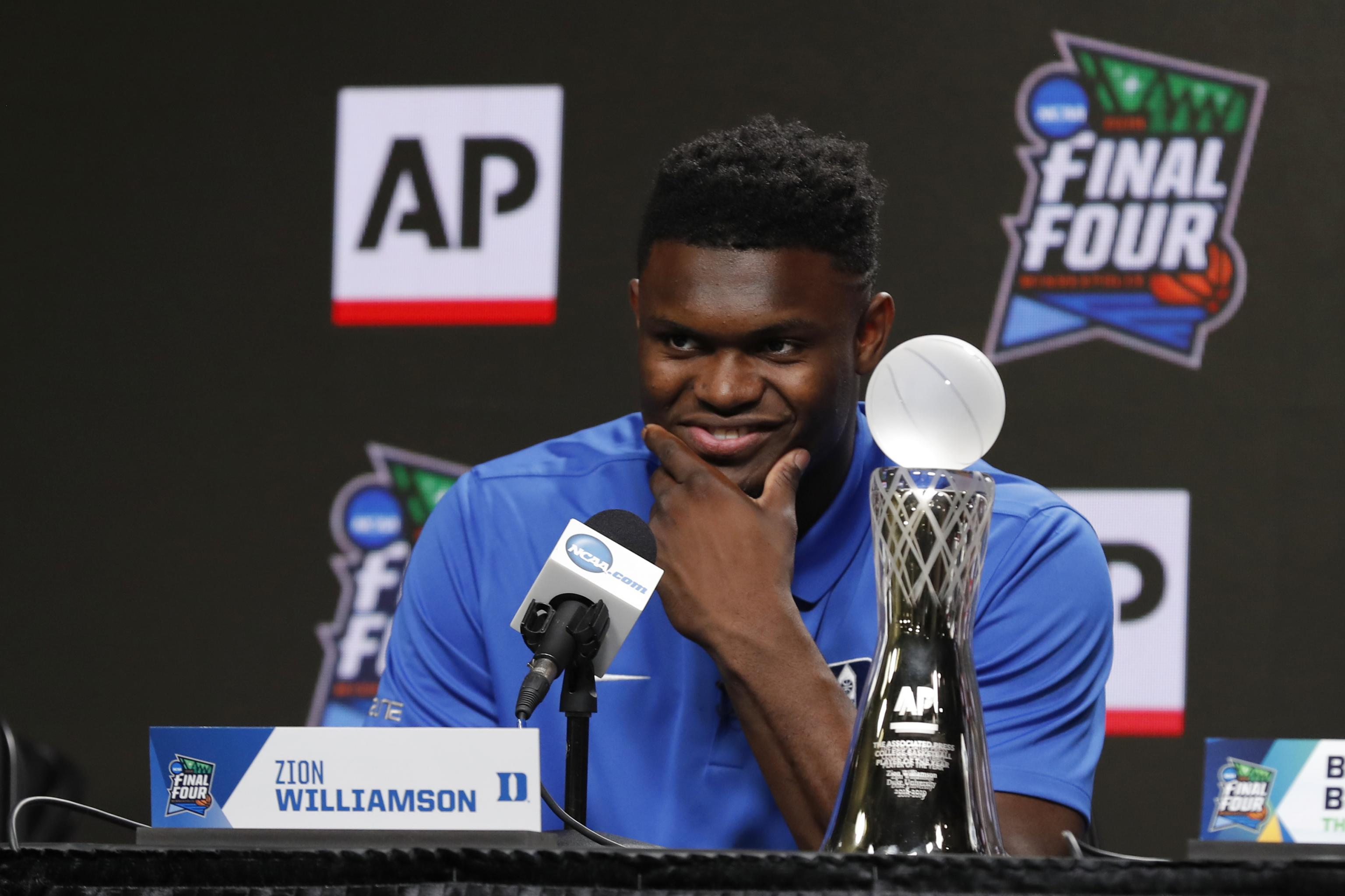 Jerry West: Passing on Zion Williamson Like Not Drafting