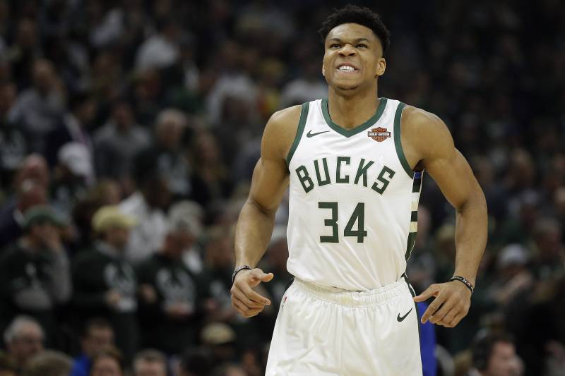 Victory Of The Week Giannis Antetokounmpo Wins 2019 Nba Mvp