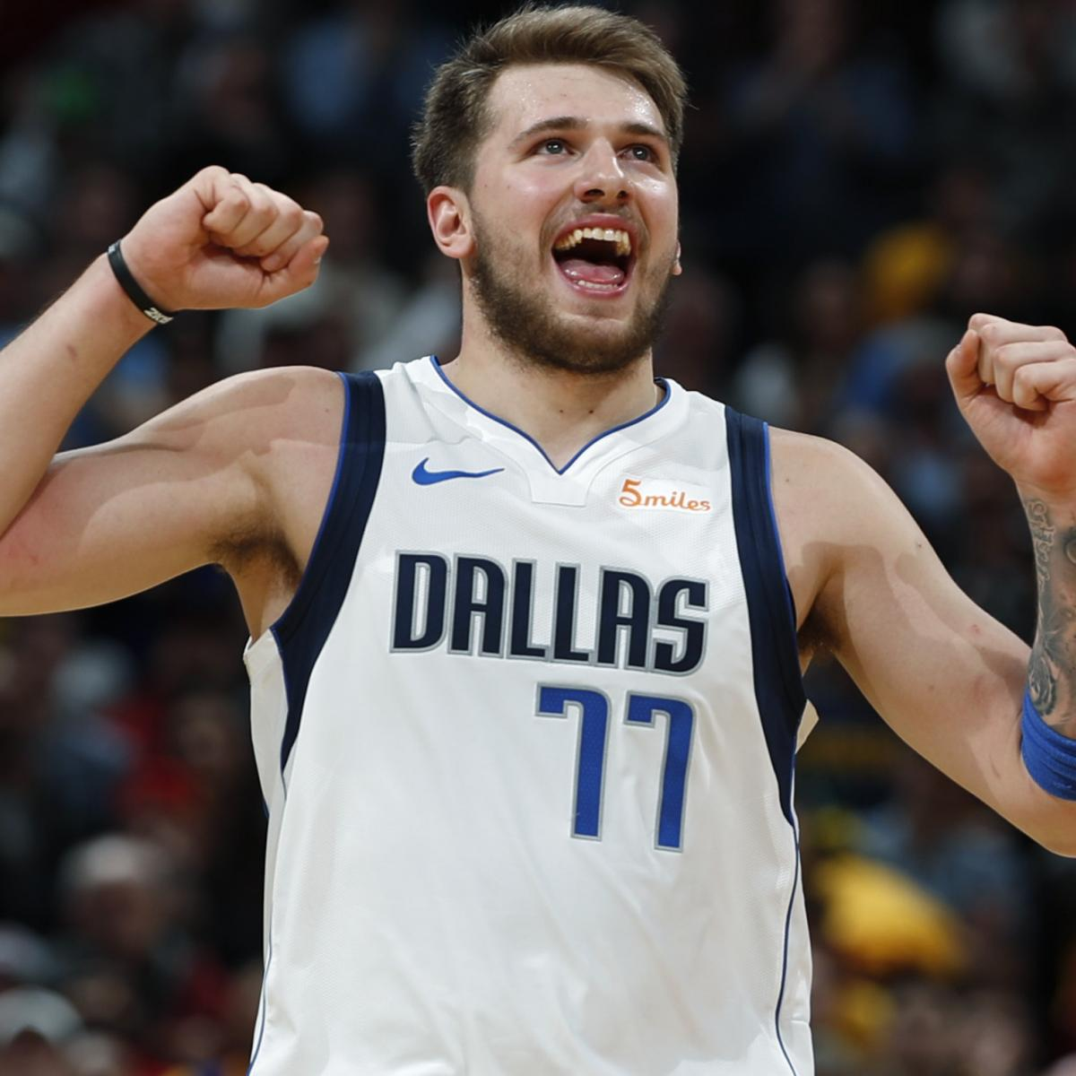 Nba Rookie Award Predictions For 2018 19 Season: Luka Doncic Wins 2019 NBA Rookie Of The Year Over Trae