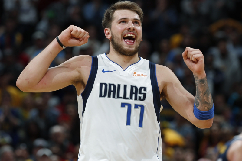 Luka Doncic Wins 2019 NBA Rookie of the Year over Trae Young, DeAndre Ayton