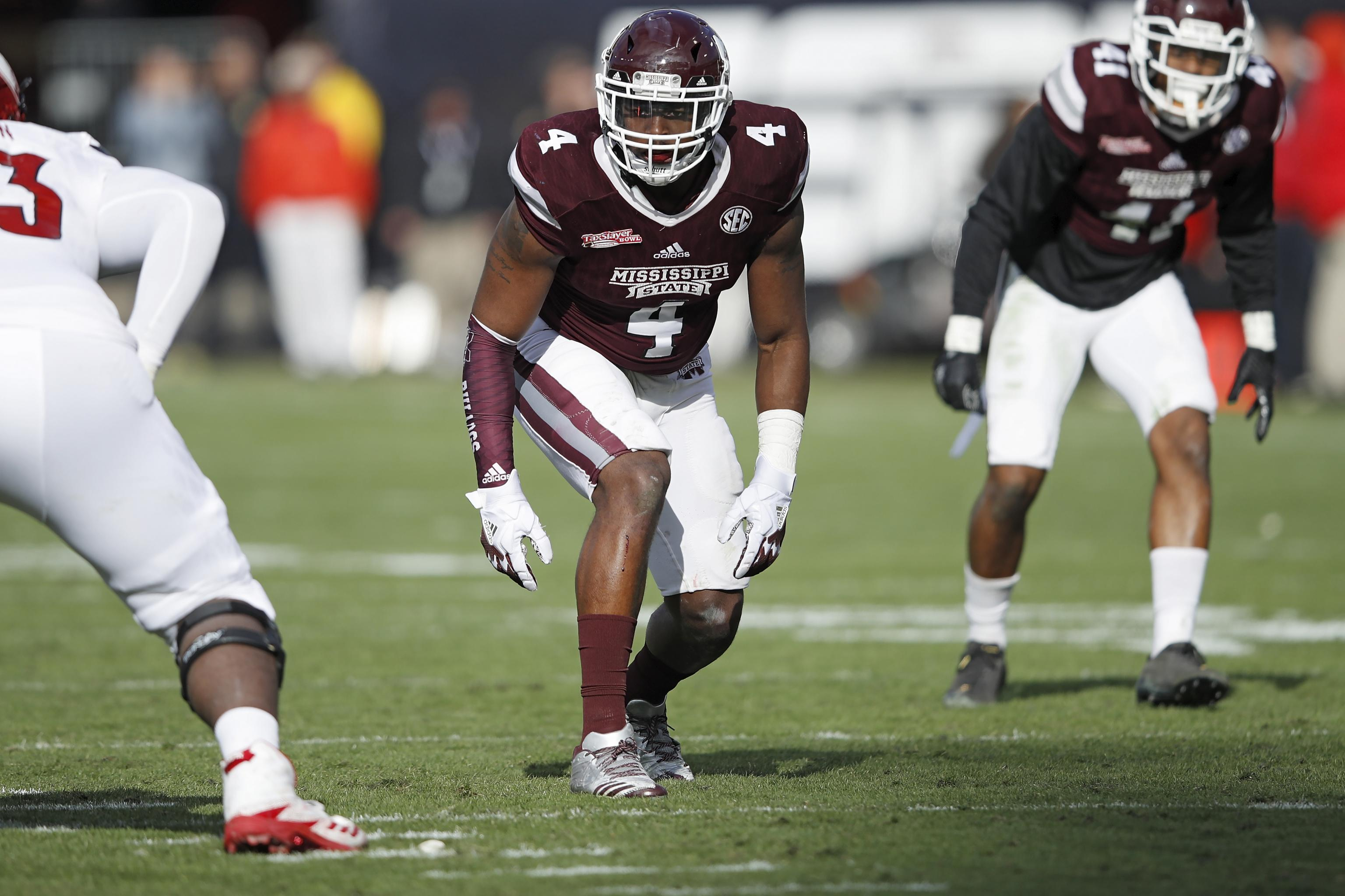 the best attitude aa6bf e2c38 Gerri Green NFL Draft 2019: Scouting Report for Indianapolis ...