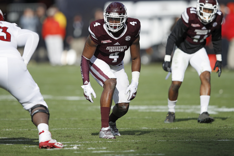 Gerri Green NFL Draft 2019: Scouting Report for Indianapolis Colts' Pick