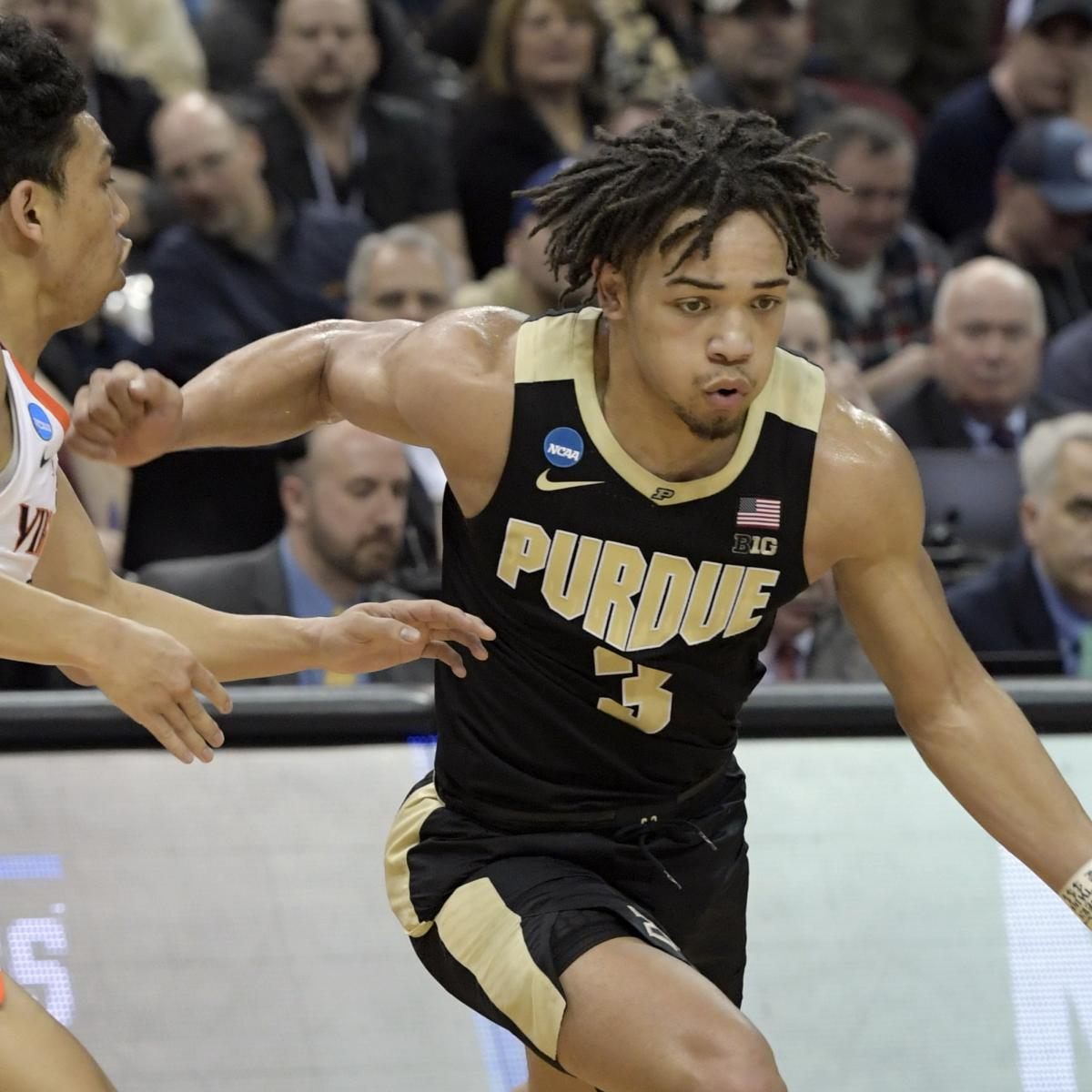 2019 nba mock draft predictions for prospects who will