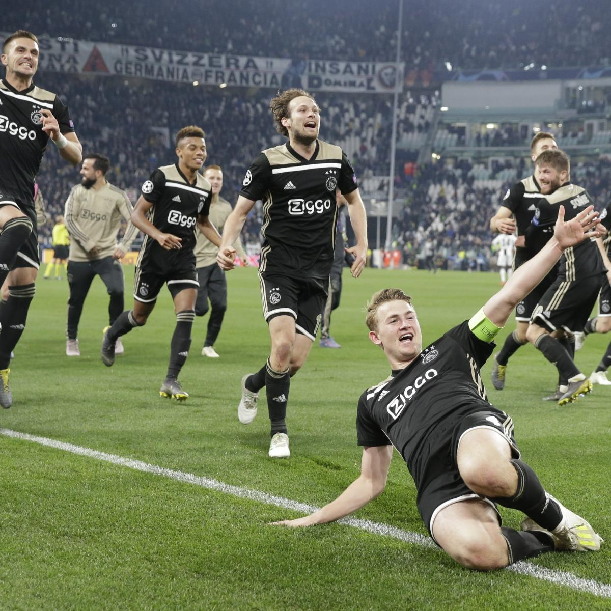The Secrets Behind Ajax's Incredible Champions League