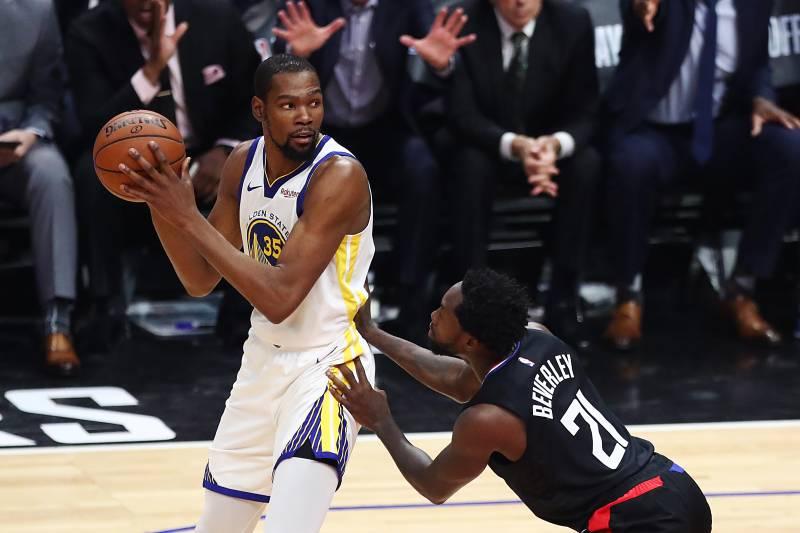 63d53f872d0 NBA Playoffs 2019  Updated Postseason Standings