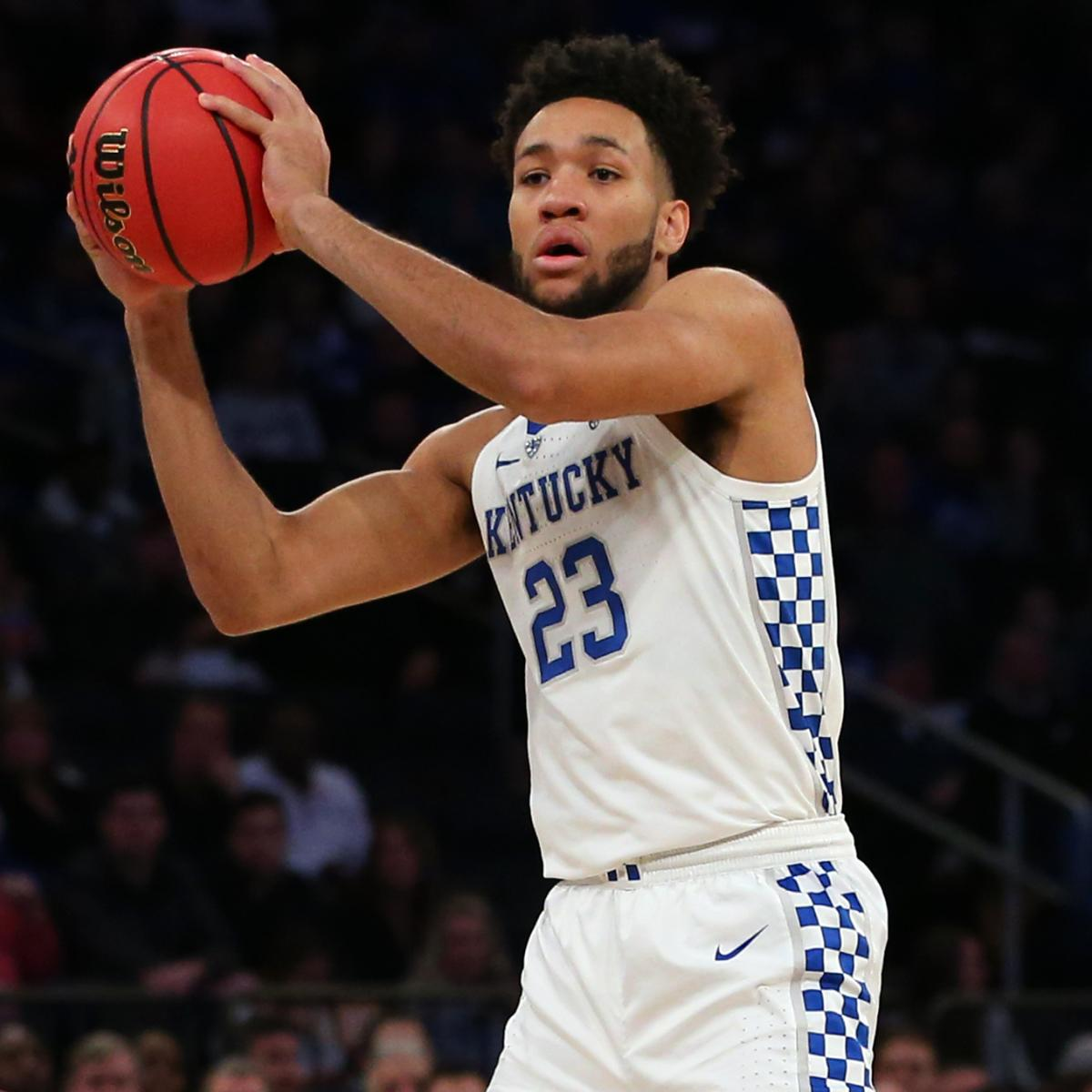 Kentucky's EJ Montgomery Declares For 2019 NBA Draft