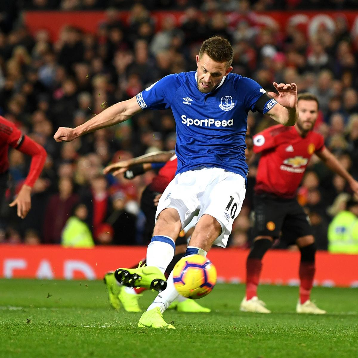 Everton vs. Manchester United: Odds, Preview, Live Stream ...
