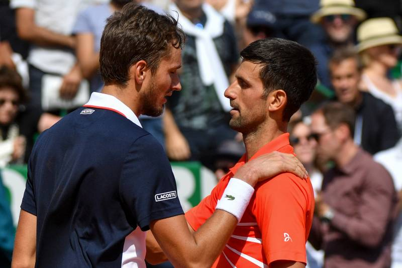 Monte Carlo Masters 2019 Friday Tennis Scores Results