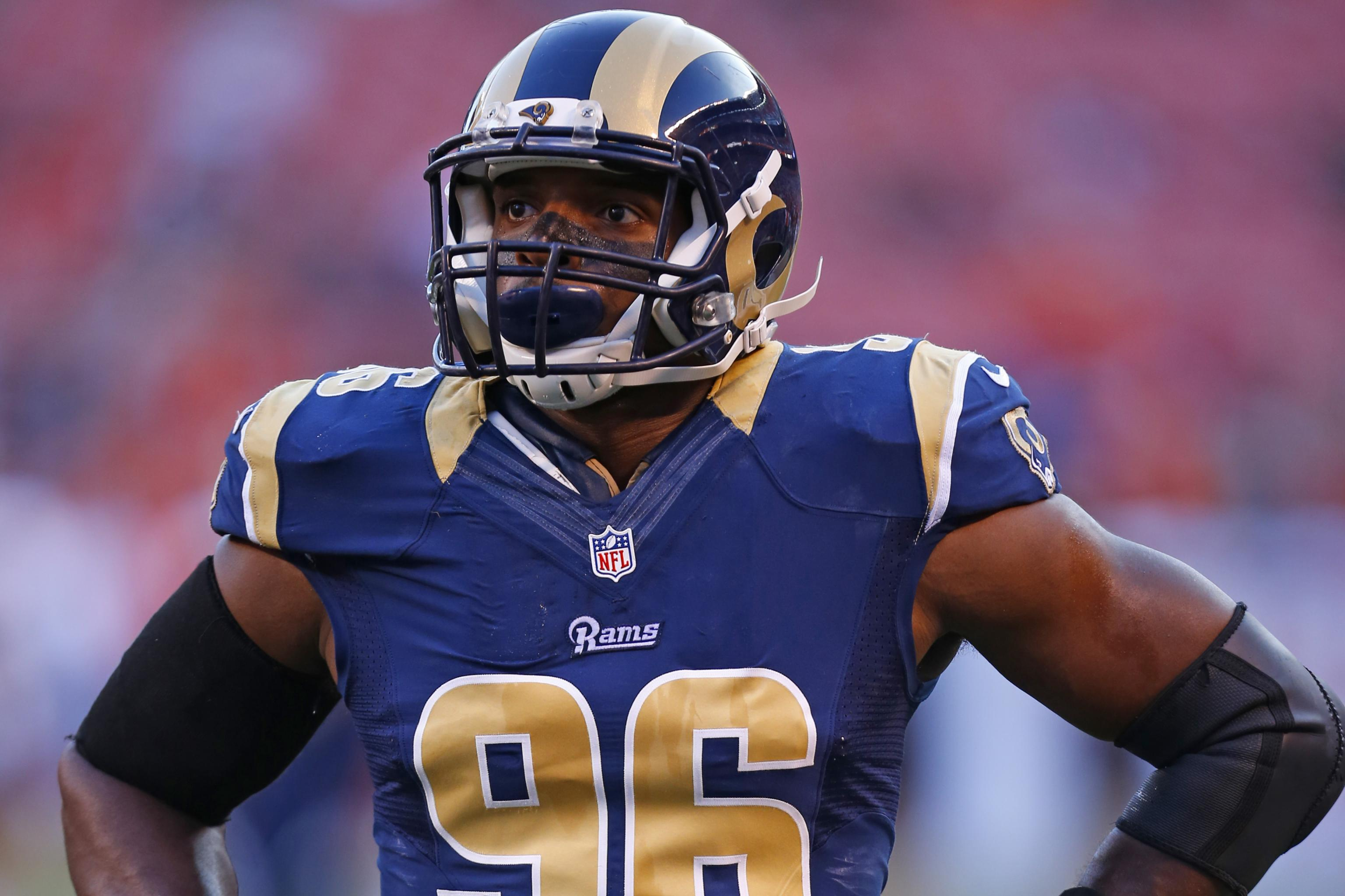 pretty nice b80c4 c5495 Michael Sam Felt 'Used by Everyone' During Job Hunt After ...