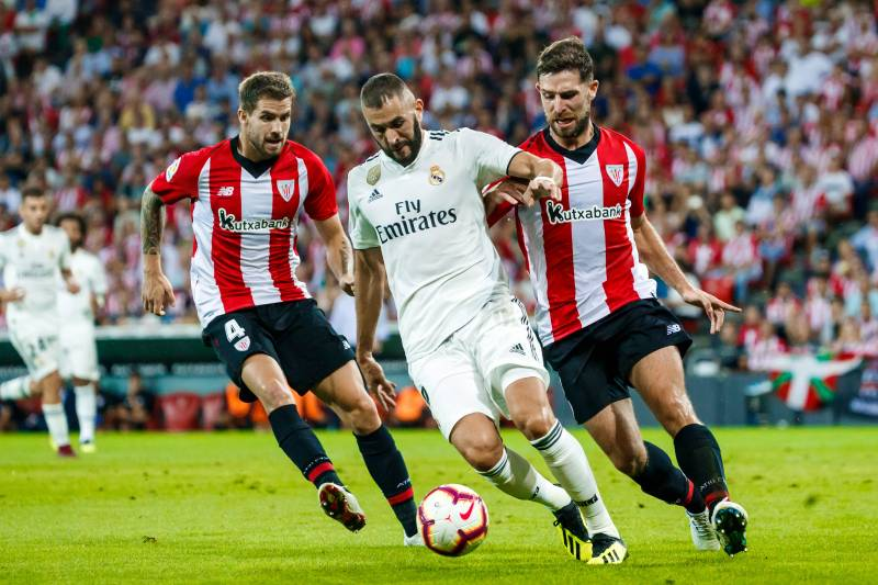 Image result for real madrid vs athletic bilbao