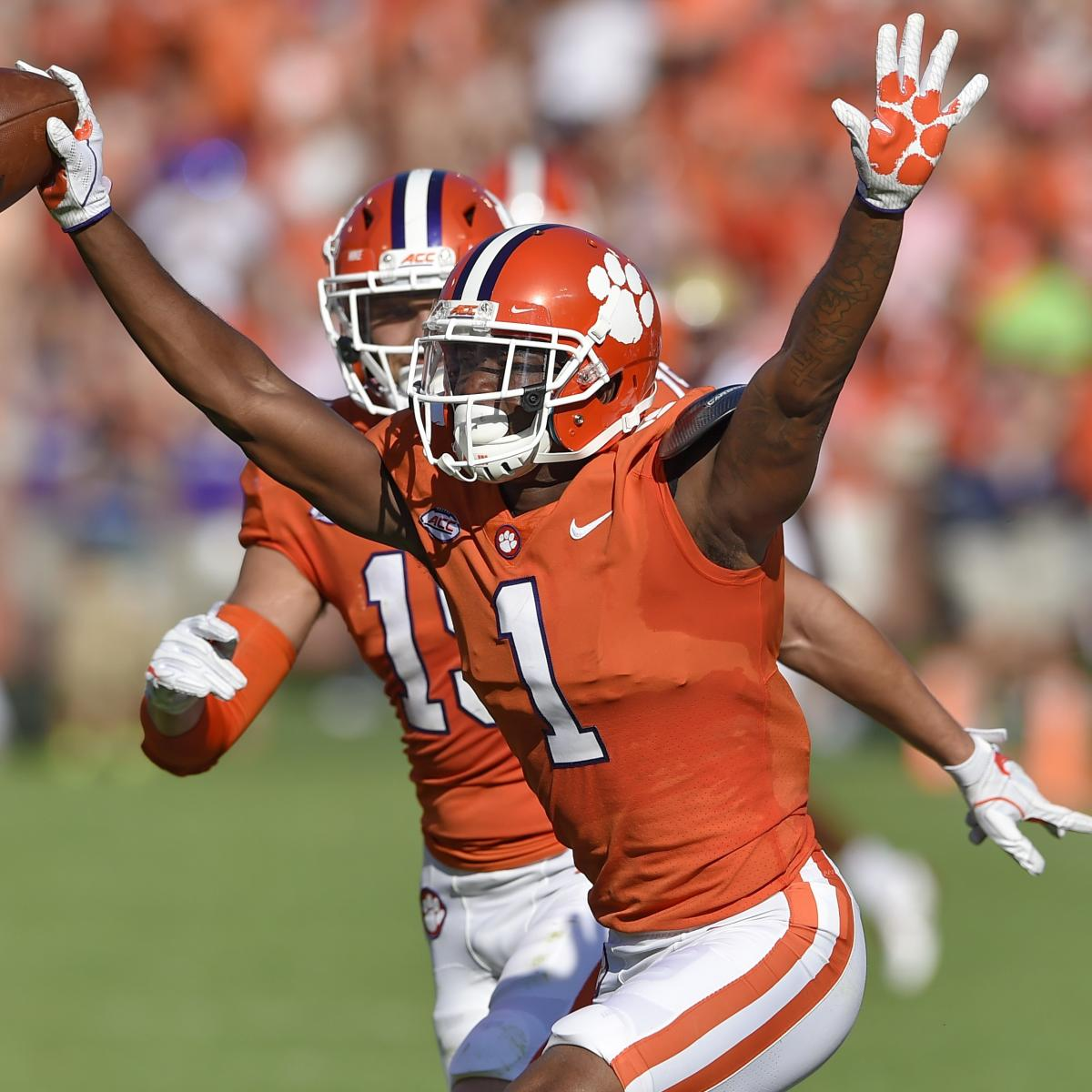 Trayvon Mullen Nfl Draft 2019 Scouting Report For Oakland