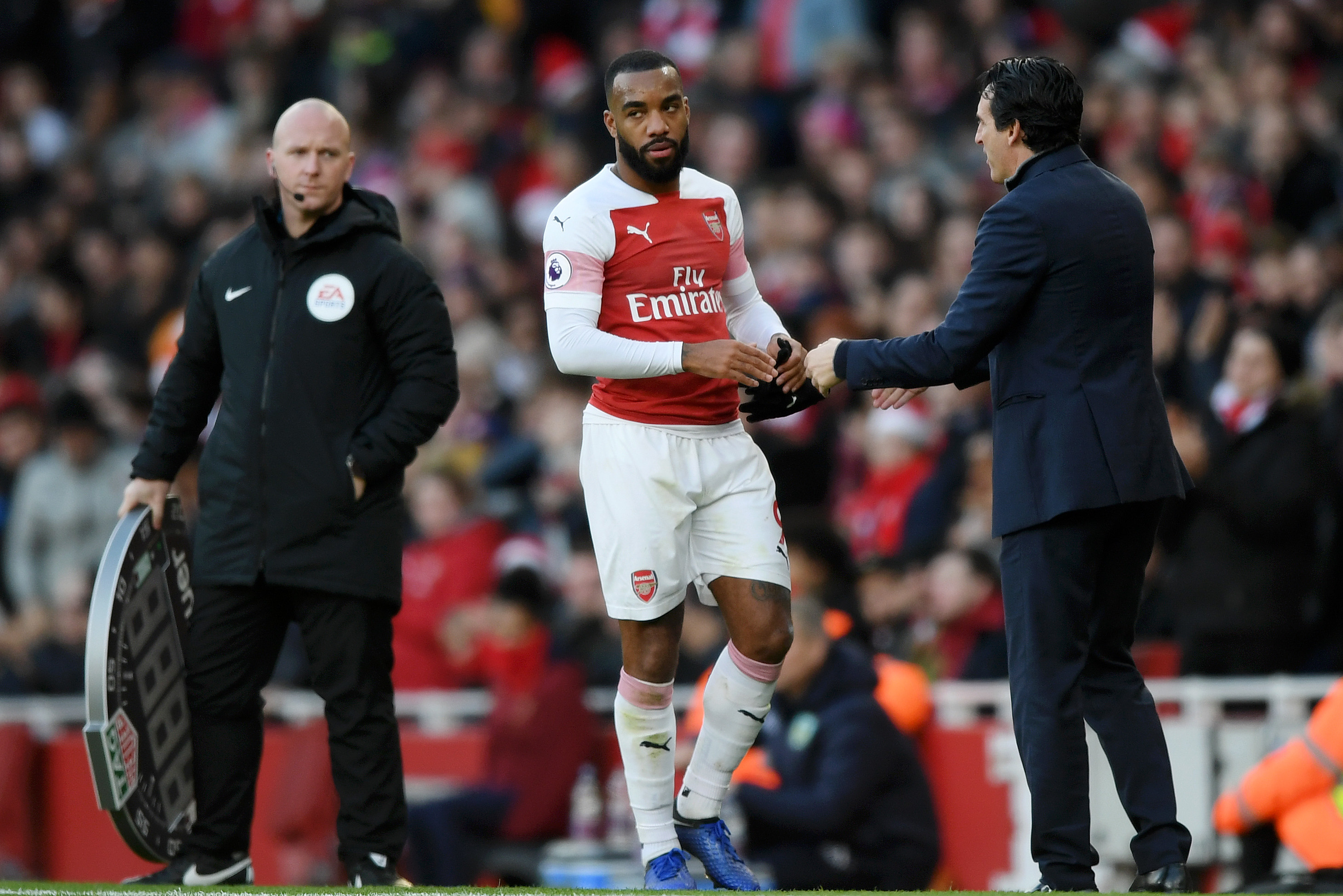 Alexandre Lacazette: 'A Lot of Difference' Between Unai Emery and Arsene  Wenger | Bleacher Report | Latest News, Videos and Highlights