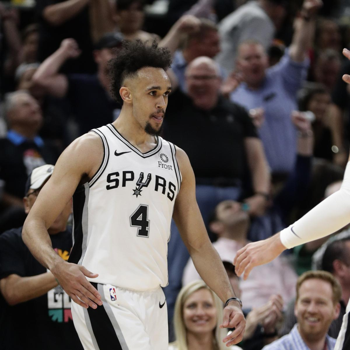 NBA Playoff Schedule 2019: Tip Times, TV Network Coverage