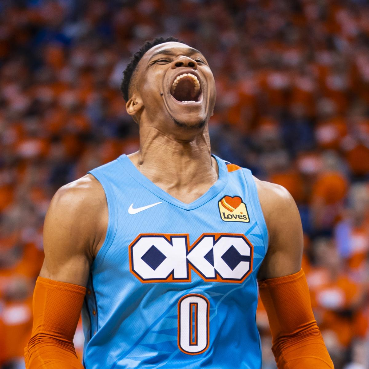 Russell Westbrook Answered One Question In Game 3, But OKC
