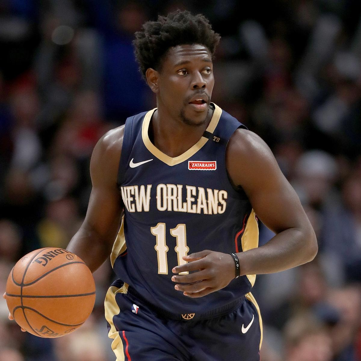 Jrue Holiday Trade Rumors: Suns Are 'Top Contender'; Bulls, Magic Have Interest