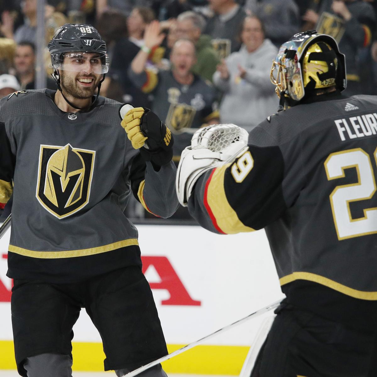 NHL Playoffs 2019: Schedule, Odds And Predictions For