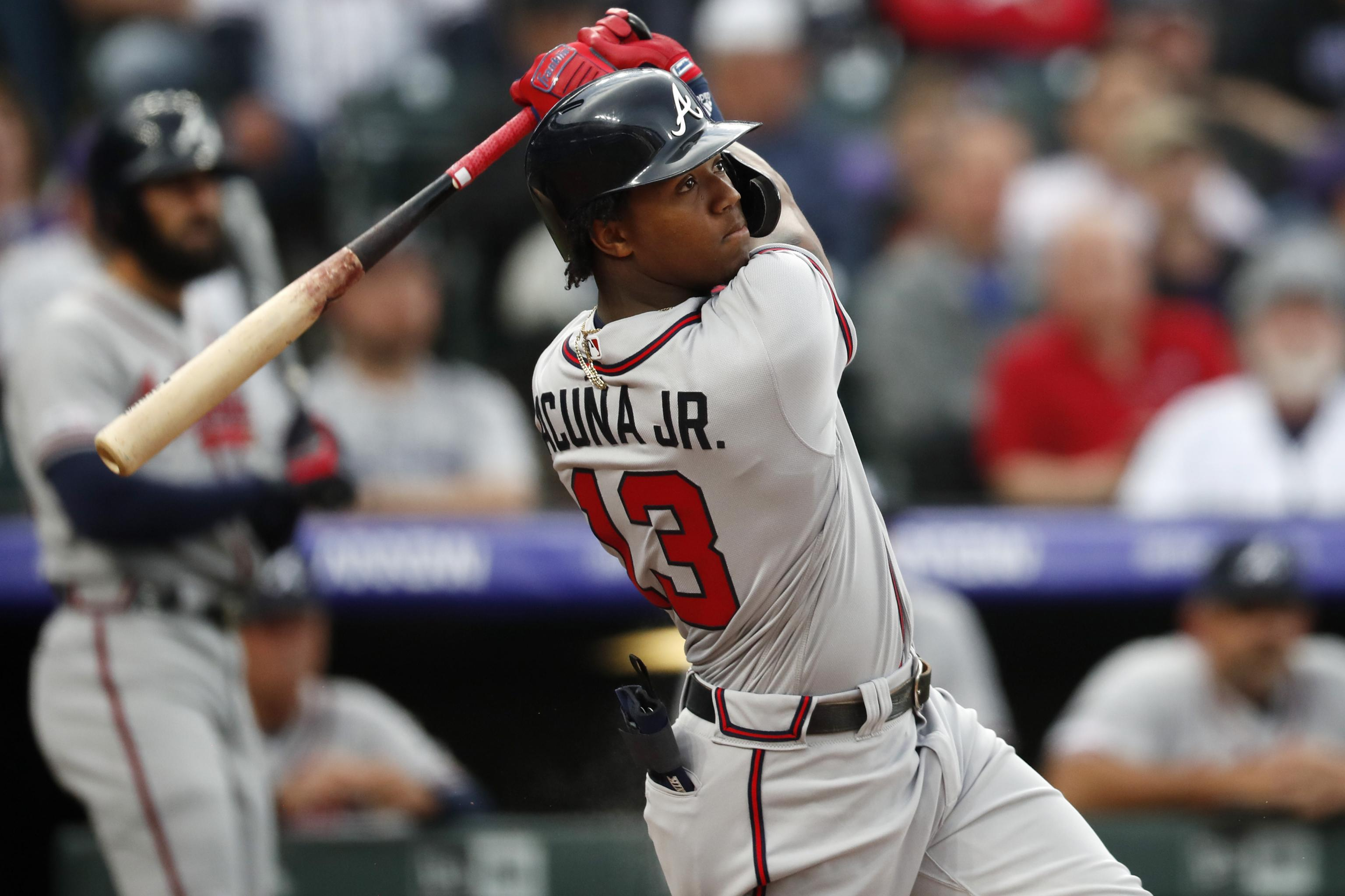 Image result for Ronald Acuna Jr.