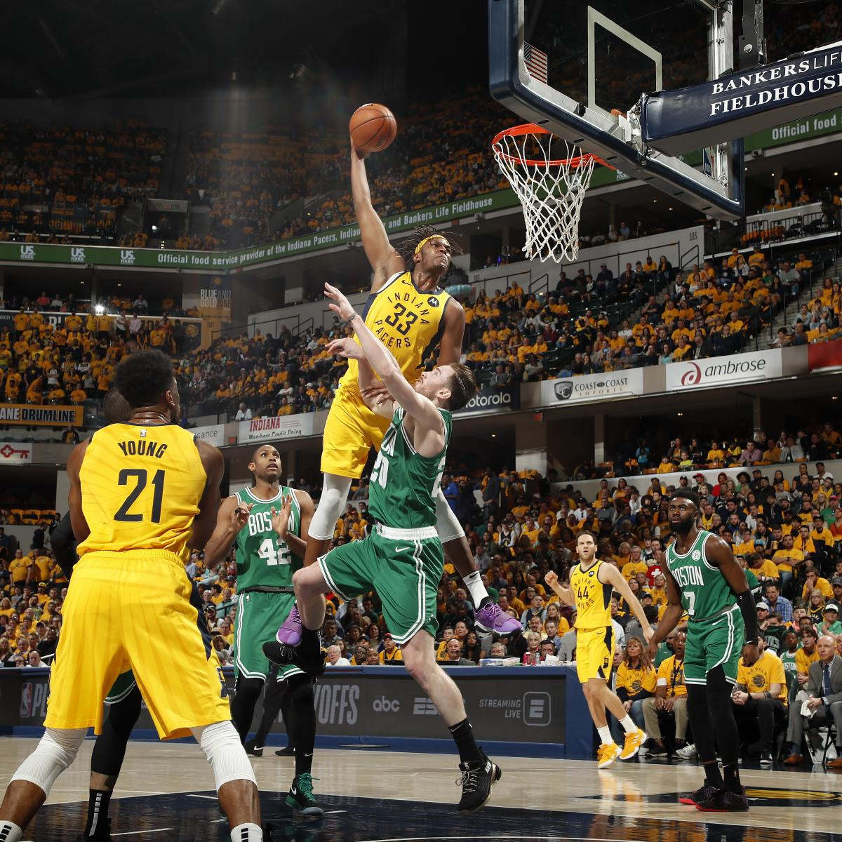 Celtics Vs Pacers Latest News, Photos and Videos