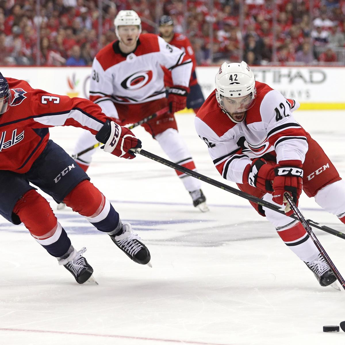NHL Playoffs 2019: Updated TV Schedule, Odds, Standings