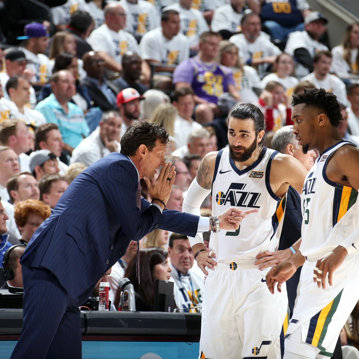 No NBA team has ever come back from a 3-0 deficit to win a playoff series, but the Utah Jazz took the first step with a 107-91 victory over the Houston Rockets in Monday's Game 4 at Vivint Smart Home Arena...