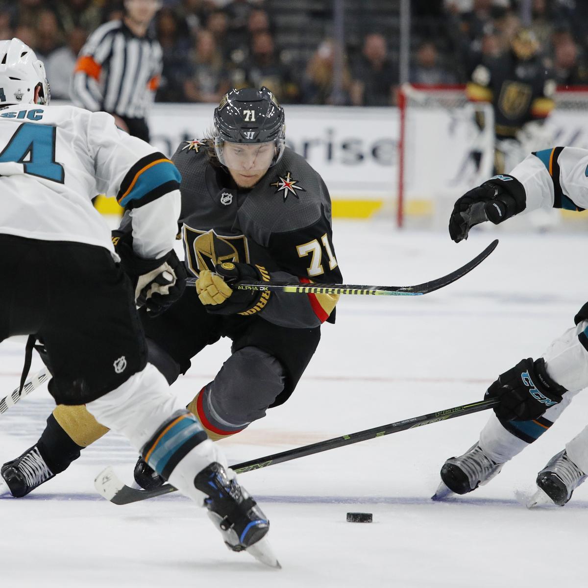 NHL Playoff Bracket 2019: Round-by-Round Schedule, Dates
