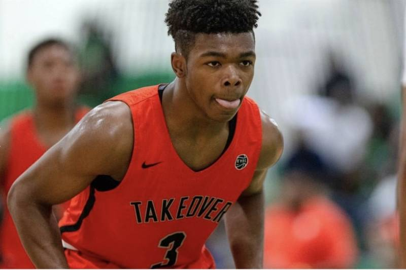 separation shoes b5802 00662 4-Star G Anthony Harris Commits to UNC Hours After 5-Star G ...