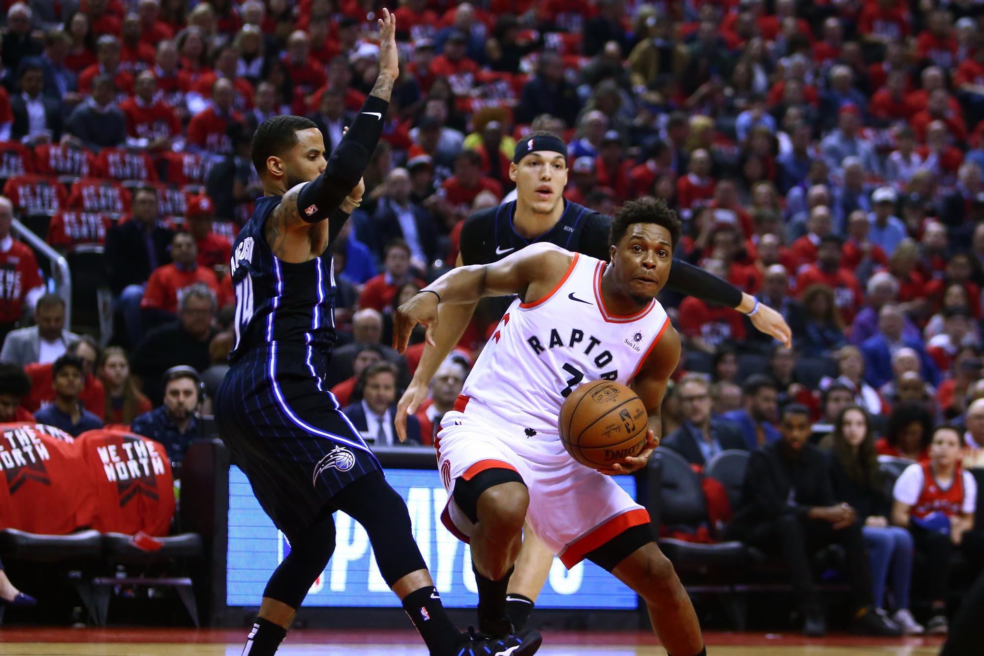 Toronto Raptors làm được điều chưa từng có trong lịch sử CLB với màn hất cẳng Orlando Magic khỏi NBA Playoffs