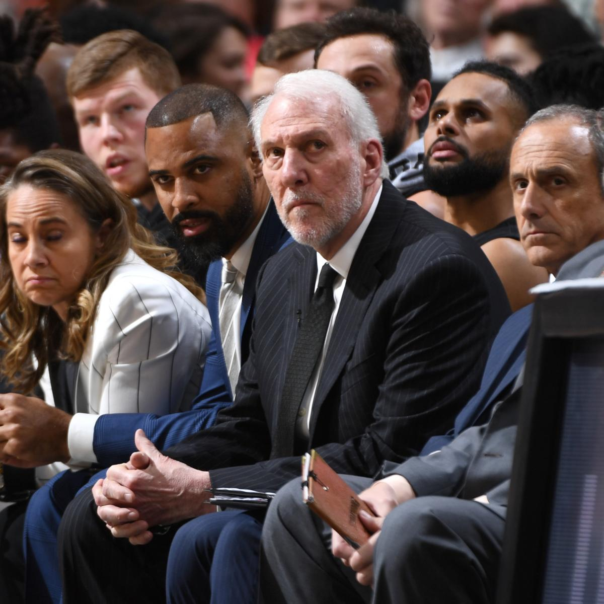 Denver Nuggets Malone: Michael Malone: Gregg Popovich Not Being In Hall Of Fame