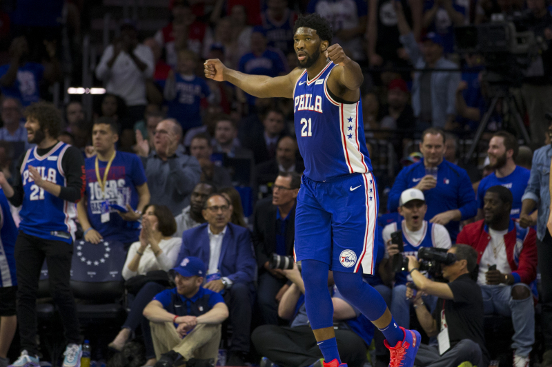 Days After Facing a Potential Collapse, Joel Embiid Says Sixers 'Can Win It All'