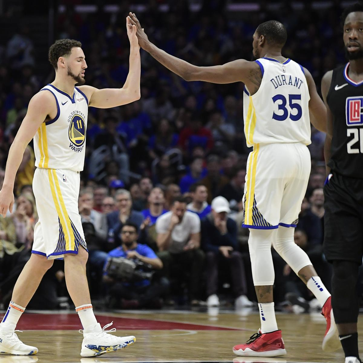 NBA Playoff Schedule 2019: Wednesday TV Coverage And Game