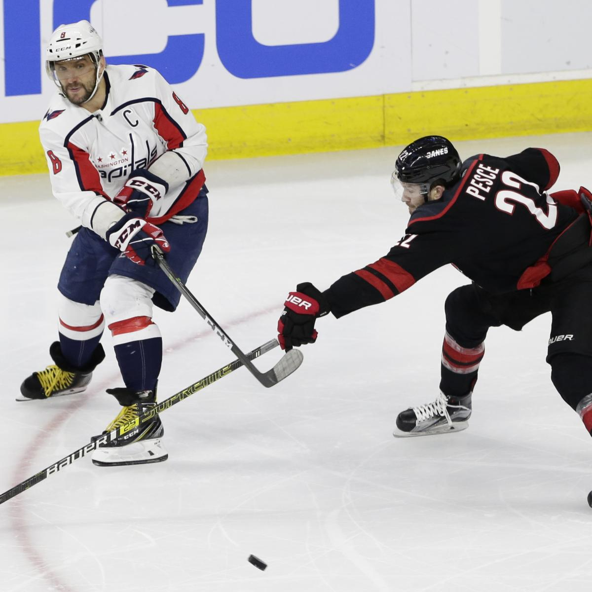 NHL Playoff Bracket 2019: Latest Stanley Cup Championship