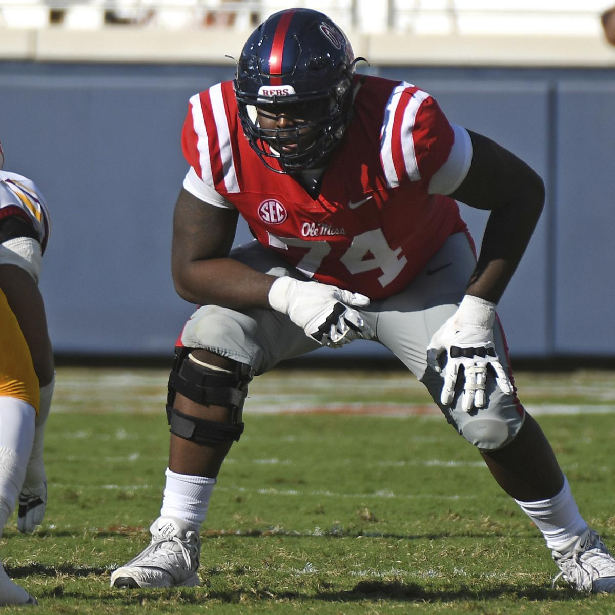 cac6cc47 Greg Little NFL Draft 2019: Scouting Report for Carolina Panthers ...