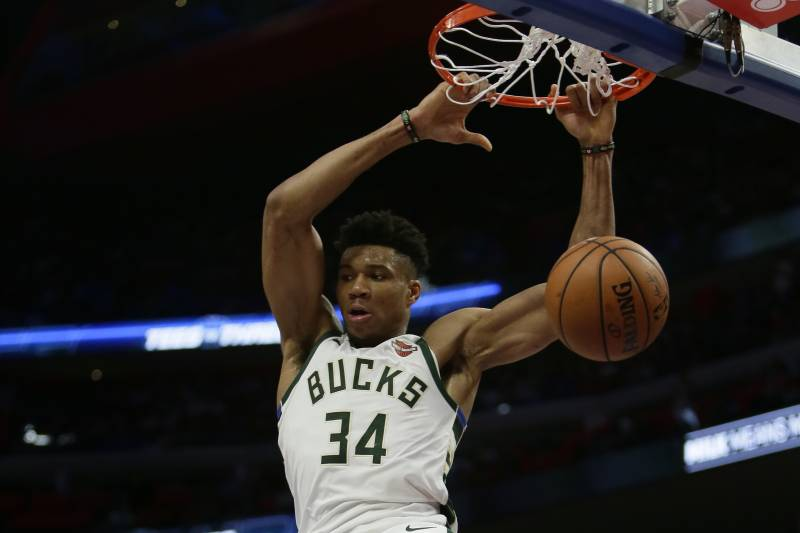 bc35320ae9b 2019 NBA Eastern Conference Title Odds  Bucks Favored
