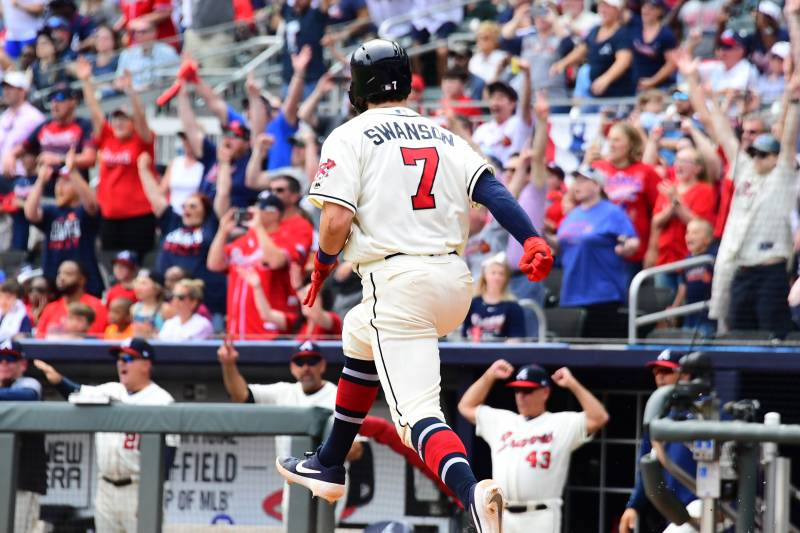 Dansby Swanson Rising From No 1 Overall Pick Bust To