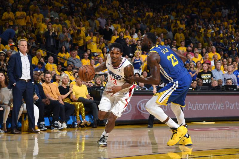 eda4de5bdf8 Lou Williams Leads Clippers to Game 5 Win vs. Warriors Despite Kevin  Durant s 45